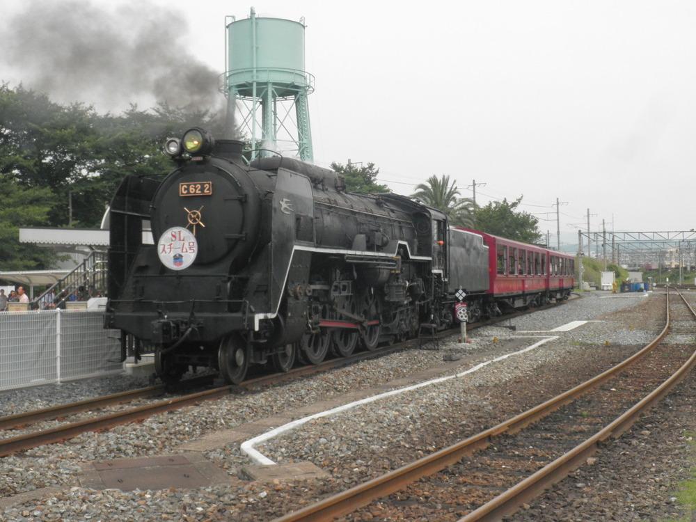 国鉄C62形蒸気機関車