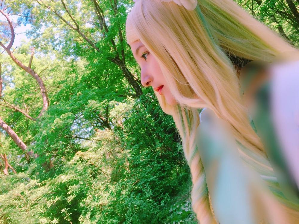 【お花畑の妖精さん】キュウレンジャー「おちゃめなエリスさま」きょうのハレンチボディ(画像あり)