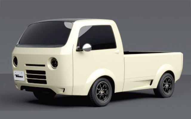 【働く車】ホンダの新しい軽トラ「T880」が話題に タコタ屋タコタ