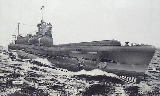 伊号第四百二潜水艦