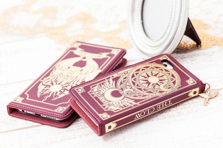 CLAMP「カードキャプターさくら」とコラボ