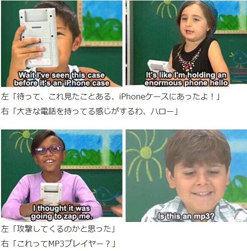 現代の子供達