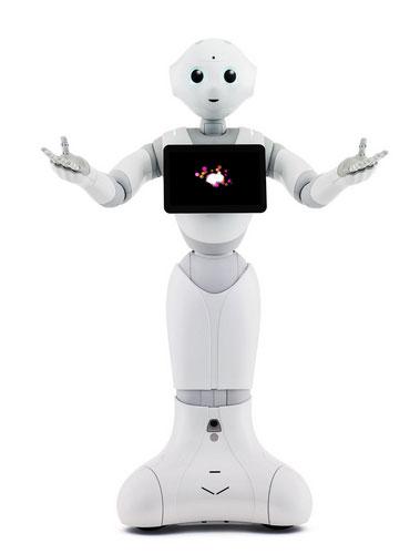 ロボット「Pepper」
