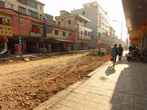 1213s中国自転車旅行記
