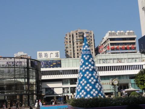 1212d広州自転車旅行記