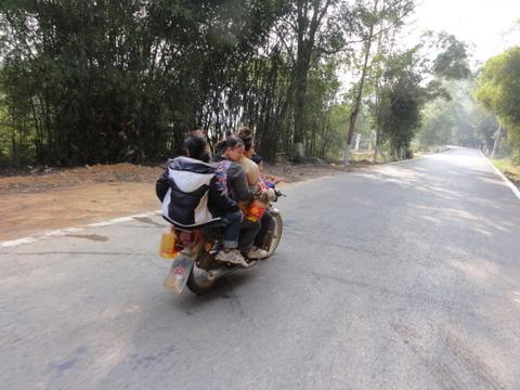 1217d中国自転車旅行記