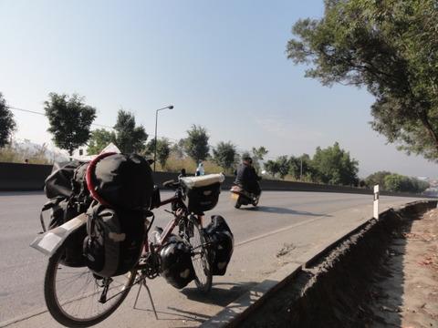 1214h中国自転車旅行記