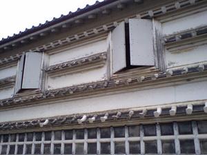 吉良町の蔵屋敷