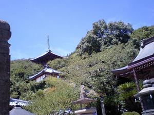 切幡寺の大塔