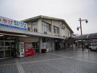 高知県四万十市 JR中村駅