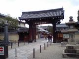 壬生寺正門