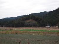 間崎の大文字山