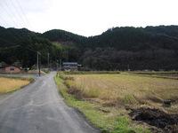熊井の集落