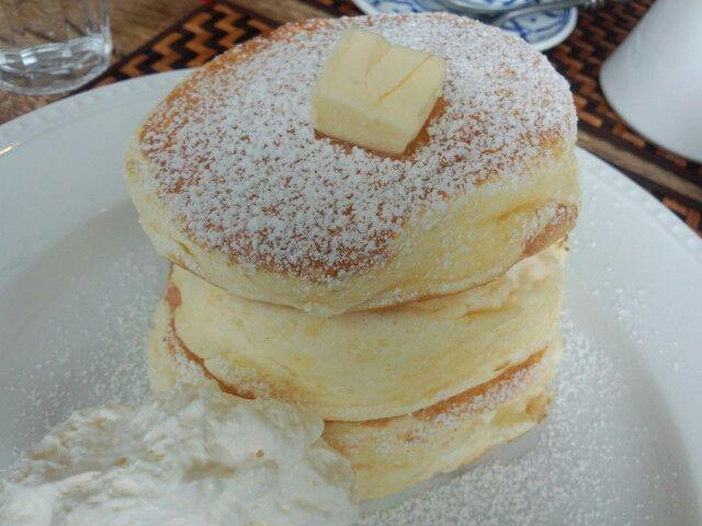 ふわふわ パン ケーキ 作り方 ホット ケーキ ミックス