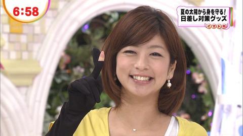 ショーパン(生野陽子アナ)