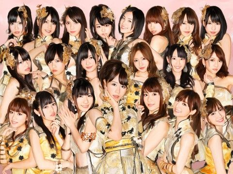 AKB48 全盛期