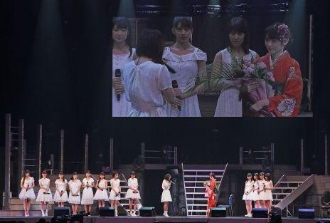 道重さゆみ卒業公演10