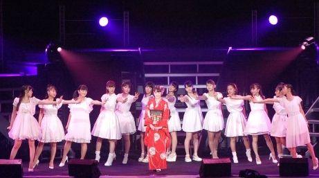 道重さゆみ卒業公演1