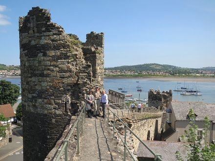 コンウィ城の画像 p1_9