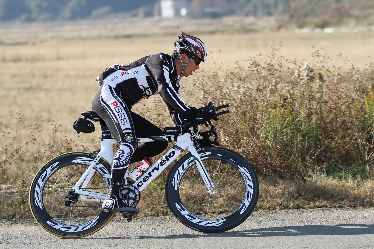 自転車の 自転車 固定ギア フリーギア : ... 朝練 2011/12/18 : BRT45自転車日誌