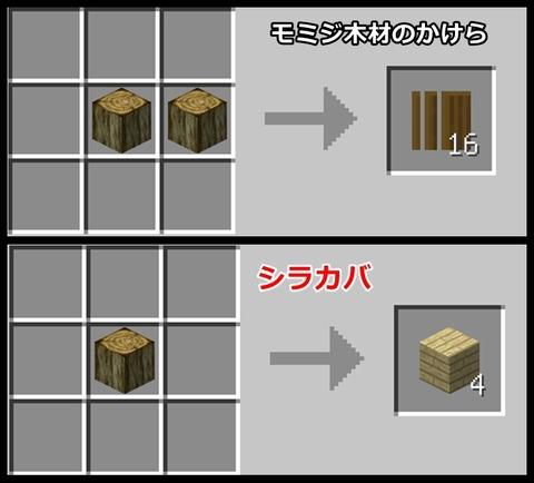 モミジ木 クラフト