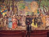 リベロ壁画
