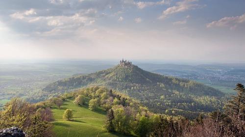 ドイツの城