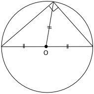 外接円の半径