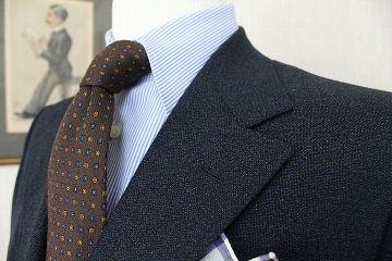 フランス スーツ 特徴