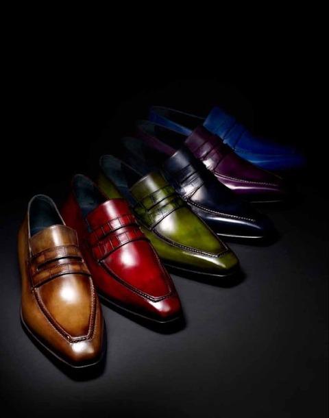 革靴 ベルルッティ