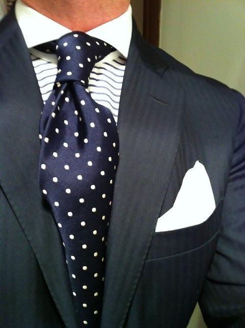 シャドウストライプ スーツ