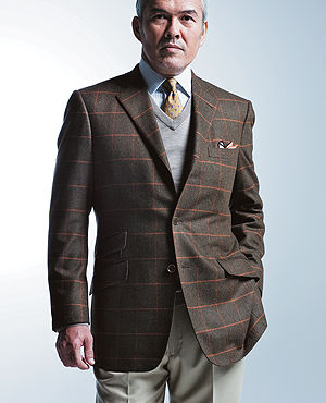 スーツ ブルックスブラザーズ