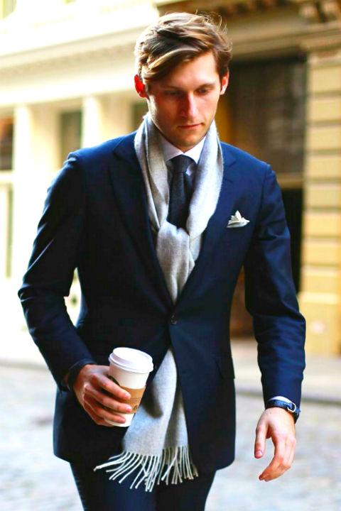 スーツ ストール