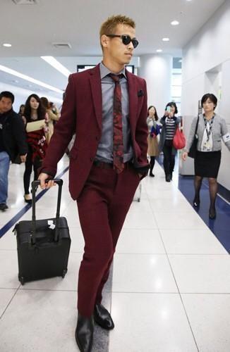 本田 スーツ
