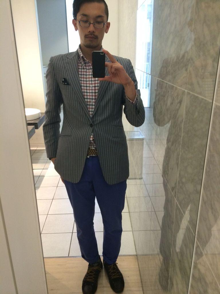 79a5e56baf969 スーツ : サラリーマンのスーツ 着こなし術