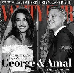 ジョージクルーニー 結婚