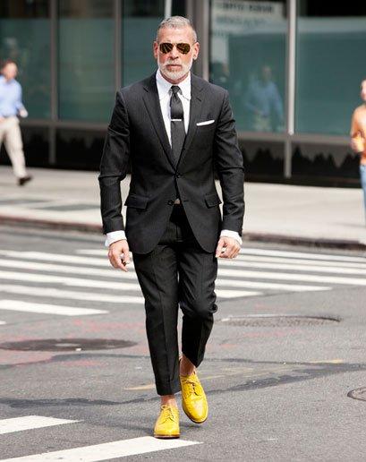ニックウースター 革靴