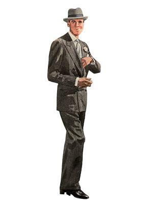 スーツ フラワーホール