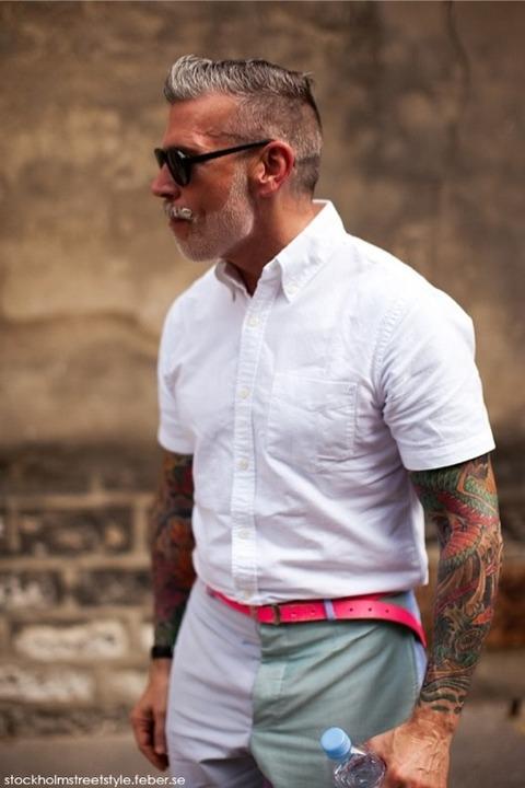 クールビズ 半袖シャツ