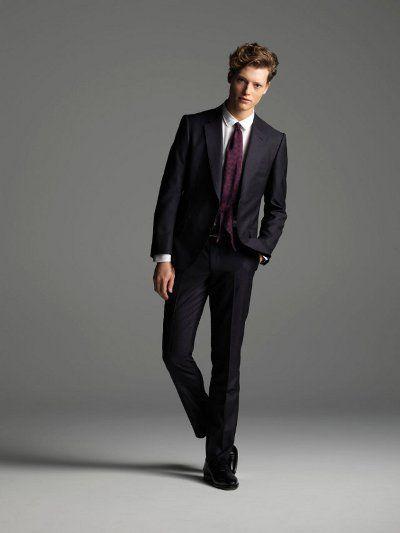 スーツ ポールスミス