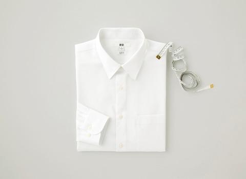ユニクロ セミオーダーシャツ