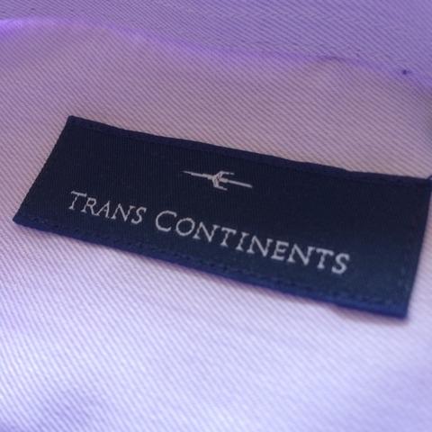 トランスコンチネンス シャツ