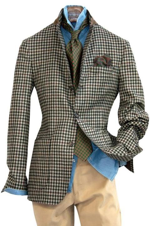 トレンド スーツ
