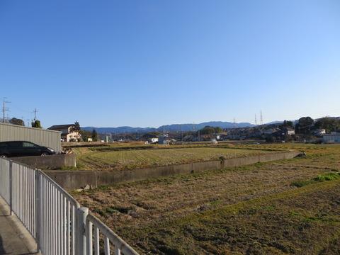 2017/2/19 堺市南区美木多上の風景