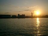 朝マヅメ@名古屋港