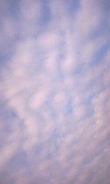 今日(8/27)の空