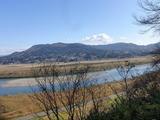 東山と北上川