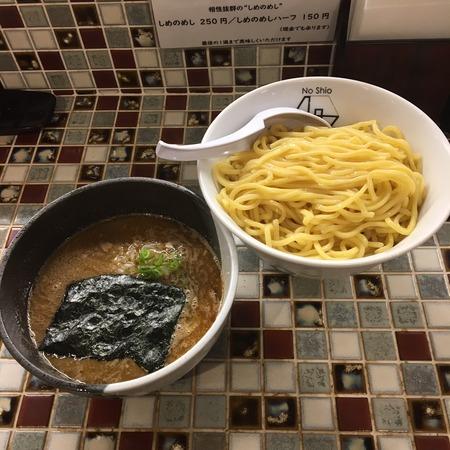 40番つけ麺