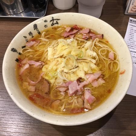 とろ〜りチースのトマト麺