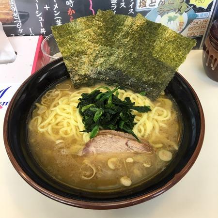 甲子家ラーメン(大)